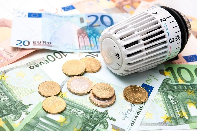 économie d'énergie thermostat