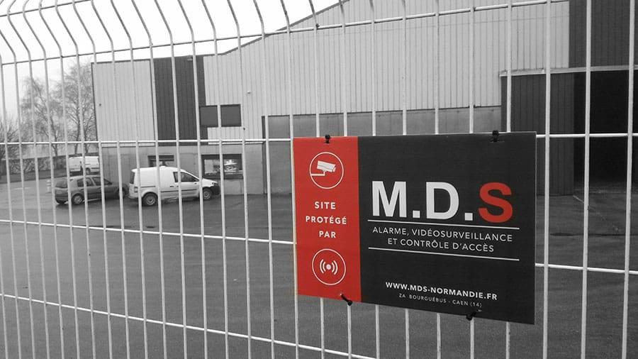 installateur alarmes à Caen pour les professionnels - Alarmes entreprise à Caen (Calvados 14) en Normandie