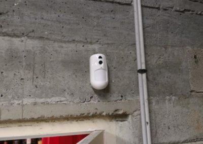 Installation d'une alarme pour un commerçant à Caen Sud - Caviste