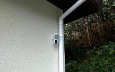 Installation d'une alarme vidéo et télésurveillance dans une villa au Havre (76)