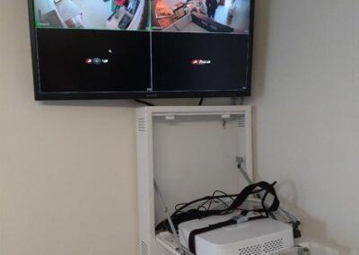 Installation d'un système de caméras de surveillance dans une boulangerie à Le Havre (Seine-Maritime – 76)